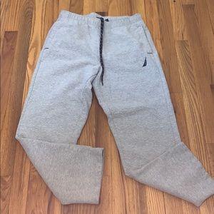 Nautica sweatpants size large excellent condition!